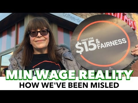 Media Deceives Canadians On Minimum Wage Increase