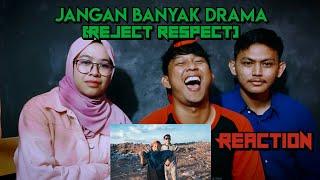 REACTION - IBAF FABI , ALFI Dll - jangan banyak drama (Reject Respect) thumbnail