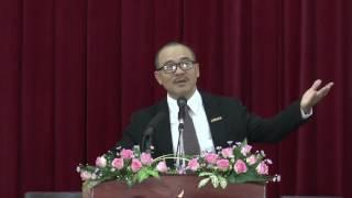 Sự Biến Đổi Mà Chúa Mang Lại - Mục sư Dương Quang Thoại - 06.5.2017