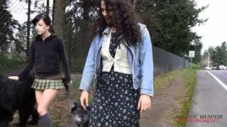 Repeat youtube video Diaper Dogwalking