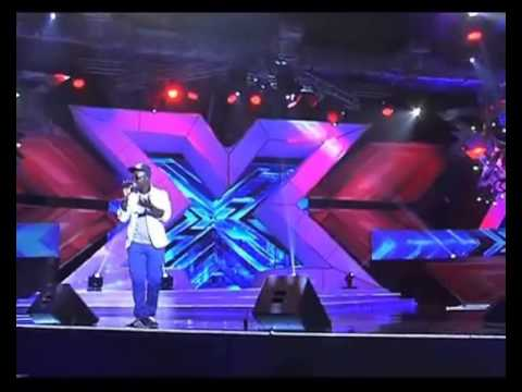Asem's Performance on GLO X FACTOR Results Show