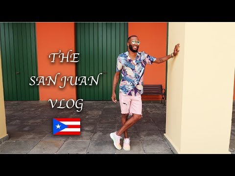 Vlog #25-  The Amazing San Juan, Puerto Rico 🇵🇷