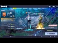 Zachary d's fortnite   game play