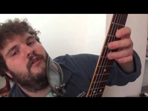 How To Play Lead Guitar | Hammer-ons & Pull-offs
