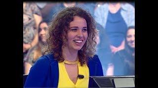 Kim milyoner olmak ister? Üniversiteli (Galatasaray) Toana - YENİ, Mimikler harika! Video