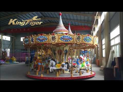 Carousel / Merry Go Round Ride For Sale