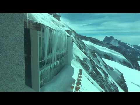 2014-06-05 Jungfraujoch and Mönchsjochhütte