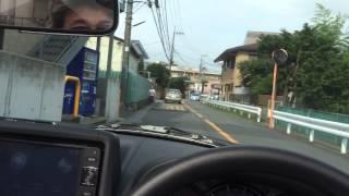 Daihatsu Copen test drive.