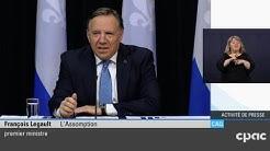 Mise à jour du Québec sur la COVID-19 – 7 mai 2020