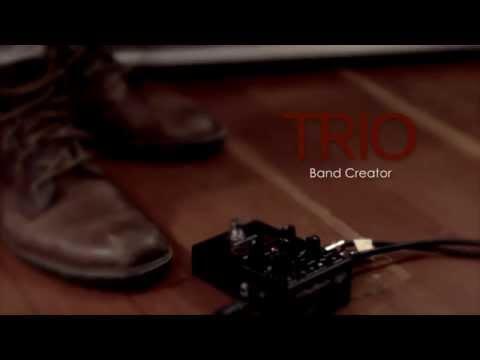 DigiTech® TRIO Band Creator Introduction