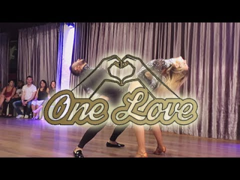 Carlos & Maria (Spain) at the One Love Bachata Weekend on July 8 2017