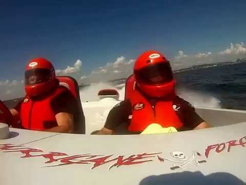 Hurricane Force Offshore Racing Team #667 Falls Rivers Mass. 2015