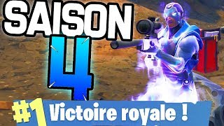 SAISON 4 - NEW DUSTY DIVOT, SKIN AND ANTI-GRAVITY SAUT Fortnite Battle Royale