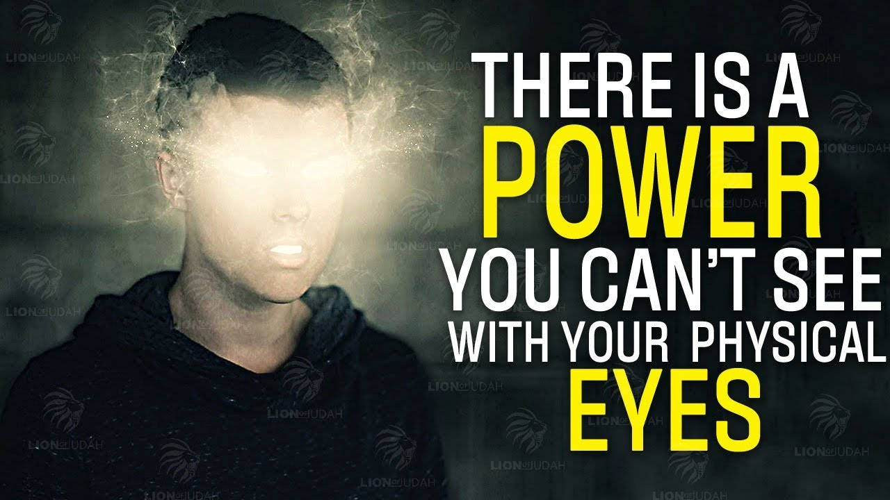 Open Your Spiritual Eyes & You Won't Believe What You See