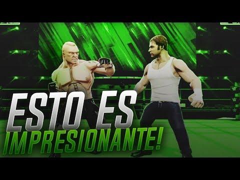ESTE JUEGO ES IMPRESIONANTE!  | WWE MAYHEM