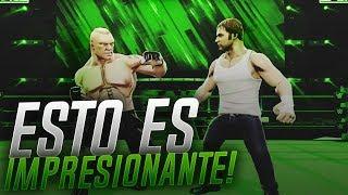 ESTE JUEGO ES IMPRESIONANTE!    WWE MAYHEM