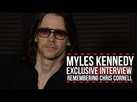 Alter Bridge's Myles Kennedy: Chris Cornell's Voice Was 'Unparalleled in a Way'