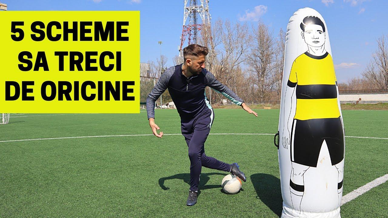 CELE MAI EFICIENTE 5 DRIBLINGURI  | IMPROVED FOOTBALL