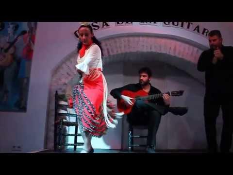 Flamenco en la Casa de la Guitarra - Sevilla