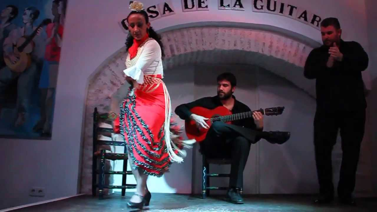 Flamenco en la casa de la guitarra sevilla youtube for Espectaculo flamenco seville sevilla