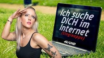 Ich suche dich im Internet - Singleapps Tinder, Lovoo, Jaumo, Badoo, Elitepartner, eDarling, parship