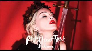 Madonna - Body Shop (Rebel Heart Tour - Studio Version)
