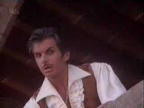 Zorro, The Gay Blade - Bunny Wigglesworth