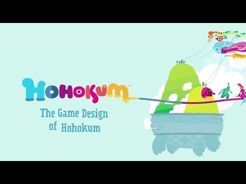 Hohokum™ Game Design | Only On PlayStation