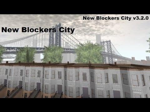 Roblox Stories New Blockers City