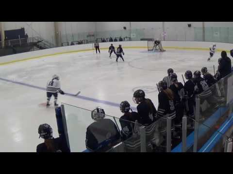 Ice Hockey-Kaitlyn Pike 18' -Millbrook School 2016-2017 season