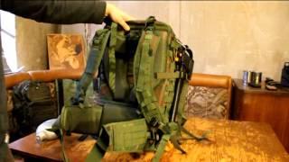 (St) Обзор тактического рюкзака