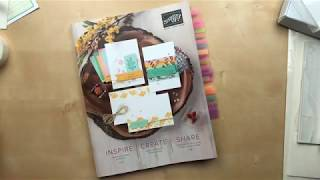 2020-2021 Stampin' Up! Annual Catalog Tour