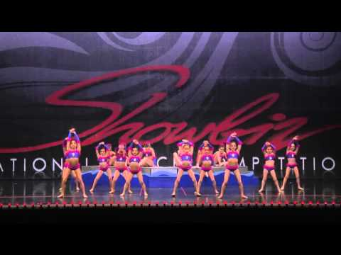 Miami Dance Company Proud Mary Jazz minis