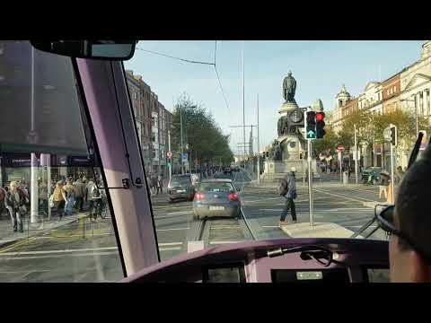 Luas Cross City journey
