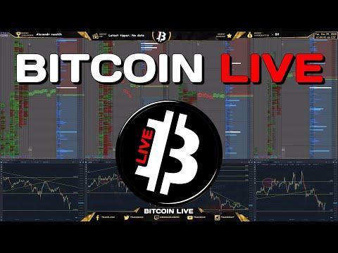 🔴 BITCOIN LIVE TRADING BINANCE 💹 CRYPTO: BTC XRP ETHEREUM CHAINLINK LITECOIN 🆘 BITCOIN NEWS TODAY