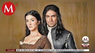 Alfonso Herrer y Eréndira Ibarra protagonizan serie sobre la Conquista