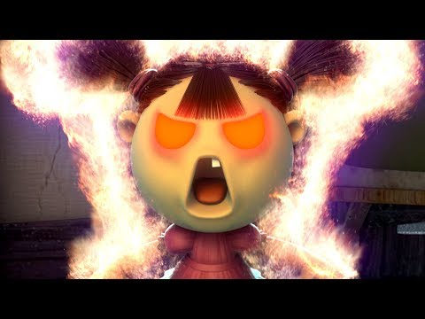 Zombie Dumb | 膦�牍勲崵 | Hana's Music Box | Zombie Cartoon | Kids Cartoon | Videos For Kids