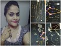 Jewellery haul | Necklace | Earrings | choker | Hand jewellery | Long necklaces | Gold and Silver