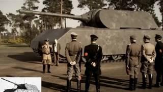 MAUS история создания танка док. фильм.