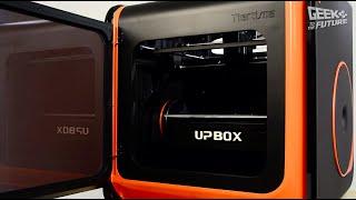 Обзор 3D-принтера UP Box: что могут