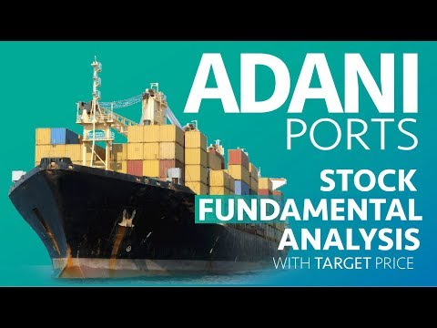 ADANI PORTS Fundamental Analysis | Largest Port Operator in India | Indian Stock Market