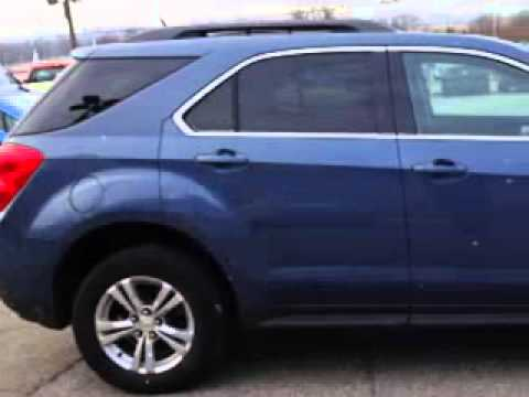 2012 Chevrolet Equinox Mike Castrucci Chevrolet Milford Milford, OH 45150
