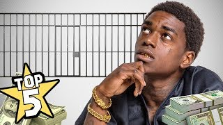 TOP 5 | KODAK BLACK FACTS YOU SHOULD KNOW ( Instagram Live, Name Change & More... )