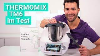 Thermomix TM6 im Test - Was das smarte Küchengerät kann & wie es sich im Single-Haushalt schlägt!