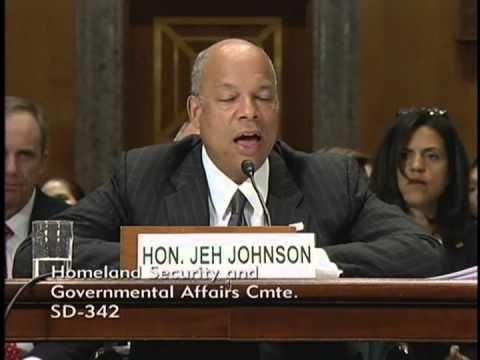Sen. Rand Paul Questions Sec. Jeh Johnson at HSGAC Hearing - April 29, 2015