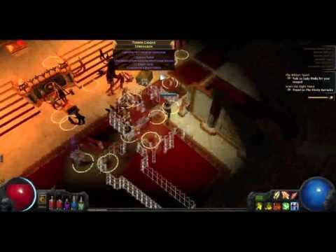 Path of Exile Hard Nerd Cafe Pt 27