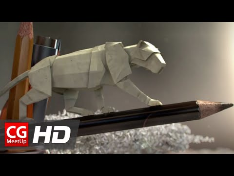 "CGI Animated Short Film HD ""Paper World "" by László Ruska & David Ringeisen 