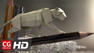 "CGI Animated Short Film HD ""Paper World "" by László Ruska & David Ringeisen | CGMeetup"