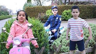الشرطي دخل غزل السجن 2!!! #ألعاب #سيارات #شرطة #أطفال #بيبي #بنات #اغاني #للأطفال