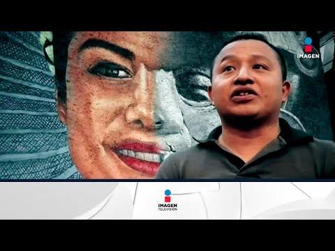 Grafitero zapoteco lleva el arte urbano mexicano a Dubai | Noticias con Francisco Zea